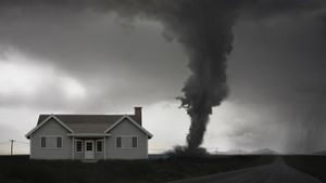 How Big Can a Tornado Get?