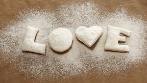 Can powdered sugar be substituted for granulated sugar in recipes?