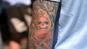 Where Can I Find Skull Tattoos?