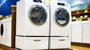 Can you use regular laundry detergent in the new high-efficiency washing machines?
