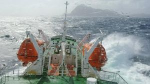 Where is Cape Horn located?