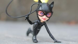 What are Catwoman's powers?
