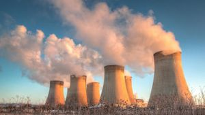 What causes environmental pollution?