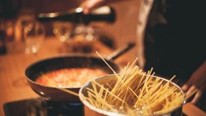 How do you cook pasta al dente?