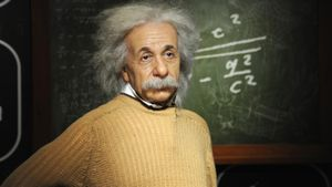 Which country did Albert Einstein decline to be president of?