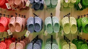 What are Crocs made from?