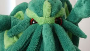 "What was ""Cthulhu"" by H.P. Lovecraft about?"