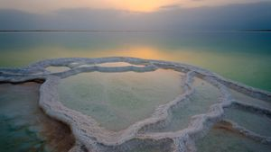 Why is the Dead Sea so salty?