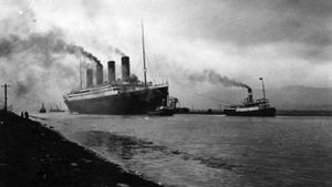 How Deep Did the Titanic Sink?