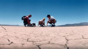 Why Are Deserts so Dry?