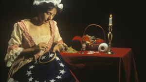 What Did Betsy Ross Do in the Revolutionary War?