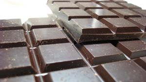 Where did chocolate originate?