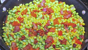 Where Did the Dish Succotash Originate?