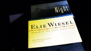 "Why did Elie Wiesel call his book ""Night""?"
