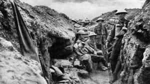 Why did Great Britain get involved in World War I?