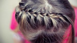 Where did hair braiding originate?