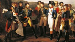 How did Napoleon come to dominate most of Europe?
