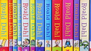 Why did Roald Dahl start writing?