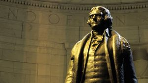 How Did Thomas Jefferson Become Famous?