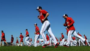 How Did World War II Affect Spring Training?