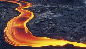 What is the difference between magma and lava?