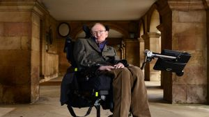 What Disability Does Stephen Hawking Have?