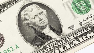 What Dollar Bill Is Thomas Jefferson On?