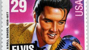 What are Elvis stamps?