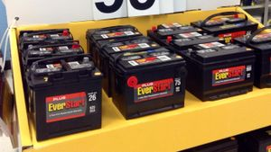 Who Makes EverStart Batteries?