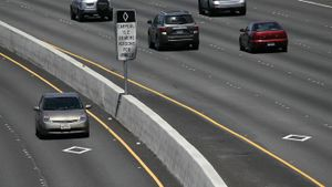 What Is the Fine for Using the Carpool Lane Incorrectly in California?