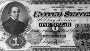 When Was the First $1 Bill Made?