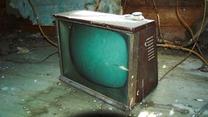 Who Was the First Person to Invent Television?