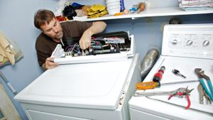 How Do You Fix a Broken Tumble Dryer?