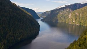 Where are fjords found?