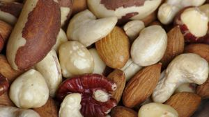 How Do You Freshen Stale Nuts?