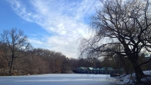 What Is the Frost Line Depth in New York City?