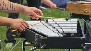 What Is a Glockenspiel Made Of?