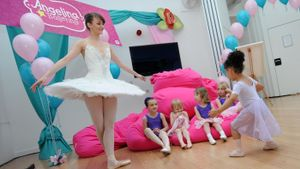 What Are Some Good Ballerina Party Ideas?