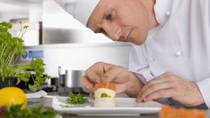 What is a gourmet chef?