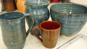 How Are Handmade Pottery Mugs Produced?