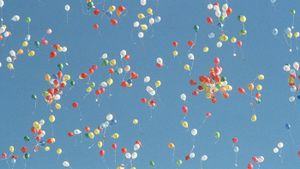 Where was helium first found?