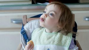 How Can I Get My Toddler to Stop Spitting?