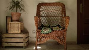 Can You Refinish Wicker Furniture?