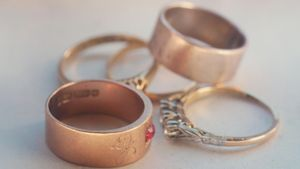 How Is Gold-Plated Jewelry Marked?