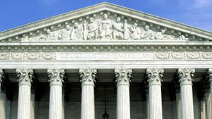 How many justices serve on the Supreme Court?