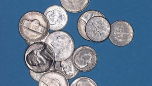 How Many Nickels Equal a Dime?