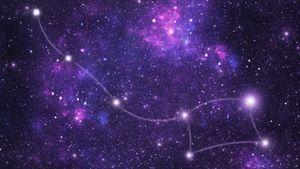 How Many Stars Make up the Little Dipper?