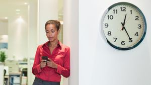 How Many Work Hours Are There Per Year?