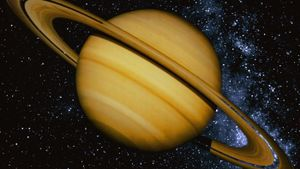 How Much Does Saturn Weigh?