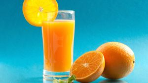 How Much Potassium Is in Orange Juice?